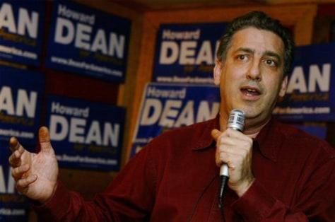 Joe Trippi, Howard Dean 2004 consultant