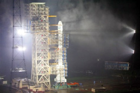 China Satellite Launching