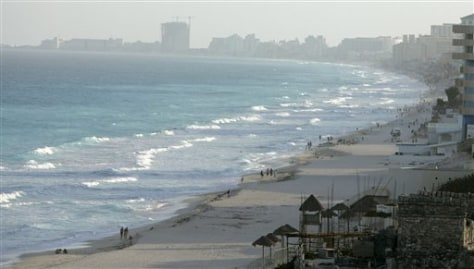 IMAGE: CANCUN BEACH