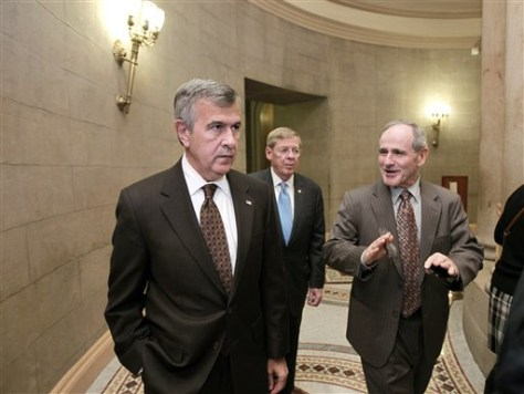 Mike Johanns, Johnny Isakson, James Risch