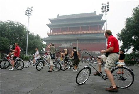 Beijing Olympics American Killed