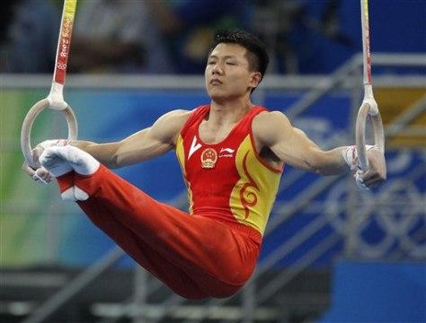 Beijing Olympics Gymnastics Men