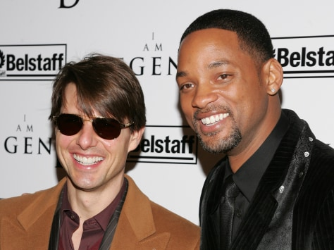 Tom Cruise, Will Smith