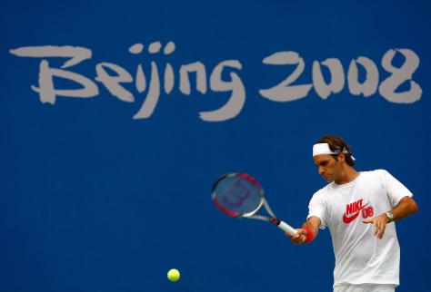 Image: Roger Federer