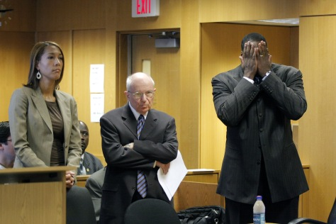 Image: Detroit mayor in court