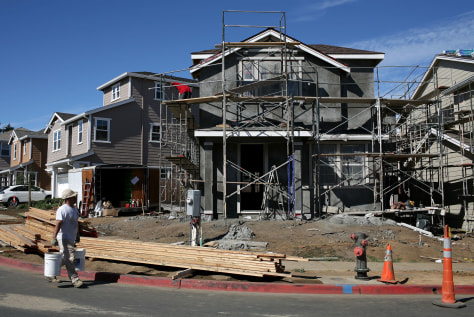 Image: New California homes