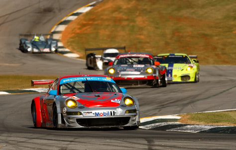 Image: Race cars
