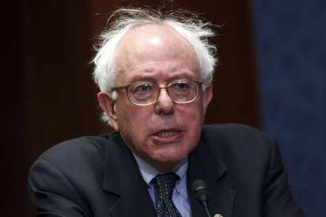 Image: Sen. Sanders