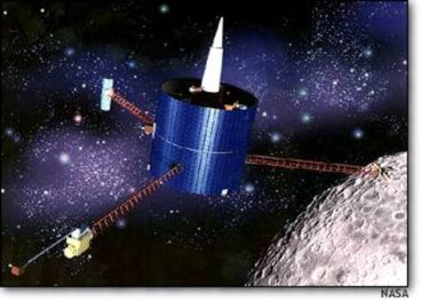 Image: Lunar Prospector