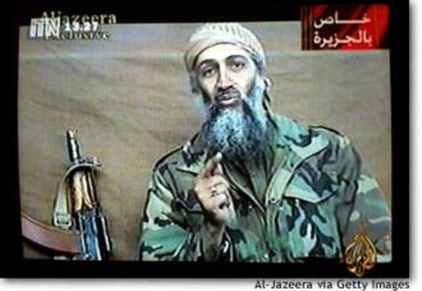 Image: Second Osama Bin Laden Video