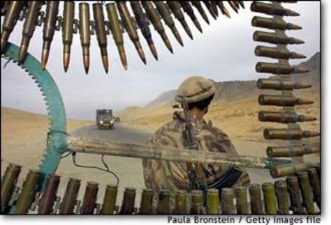 Image: German Troops in Kabul