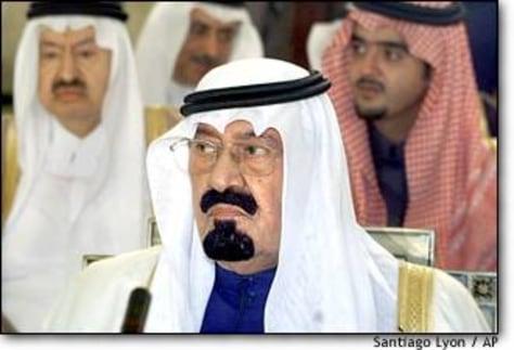 Image: Saudi Prince Abdullah