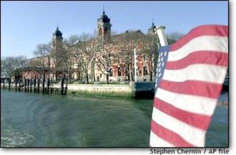 Image: Ellis Island