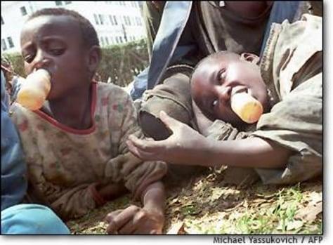 Image: Children in Nairobi