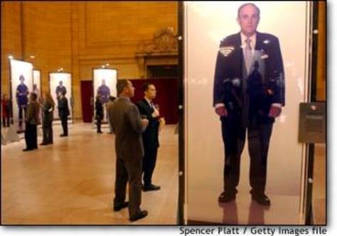 Image: Portraits From Ground Zero Exhibit