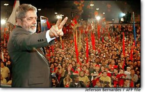 Image: Brazil-campaign-lula