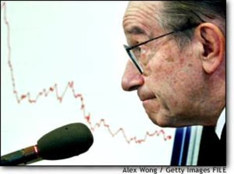 Image: Alan Greenspan in Nov.