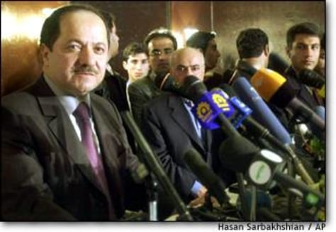 Image: Iraqi Opposition Leader