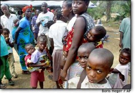 Image: Liberia Ivory Coast