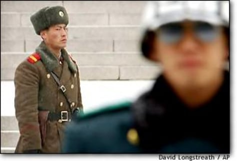 Image: North Korean Soldier