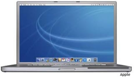 "image: Mac 17"" inch laptop"