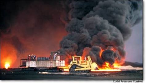 Dousing the flames of an Iraqi war - Business - Oil & energy | NBC News