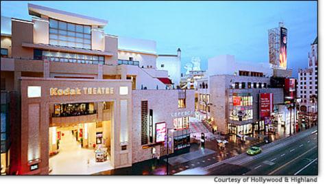 IMG: Kodak Theatre Complex