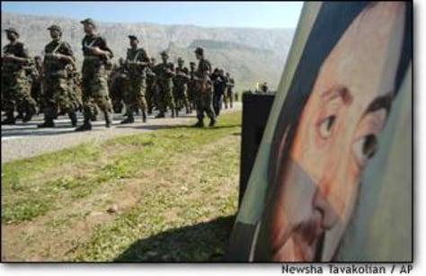 Image: Iraq Badr Brigades