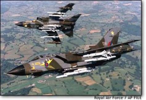 Image: Tornados