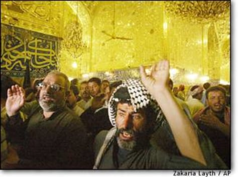 Image: Iraq War Shiites
