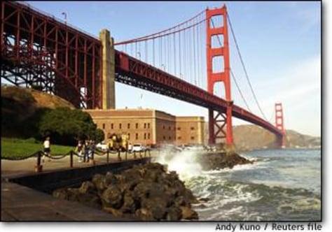 Image: Golden Gate Bridge