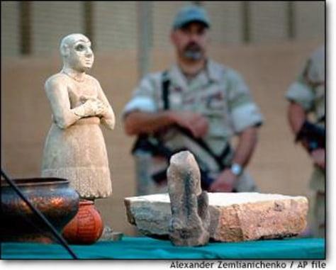 Image: 030602_iraqculture_hup.jpg