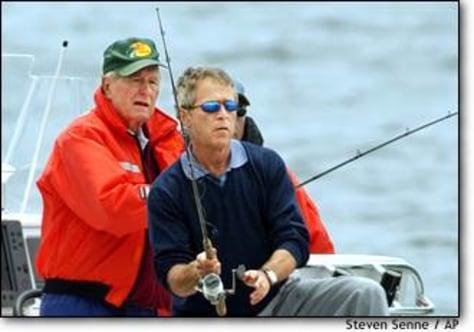 Image: George Bush President Bush