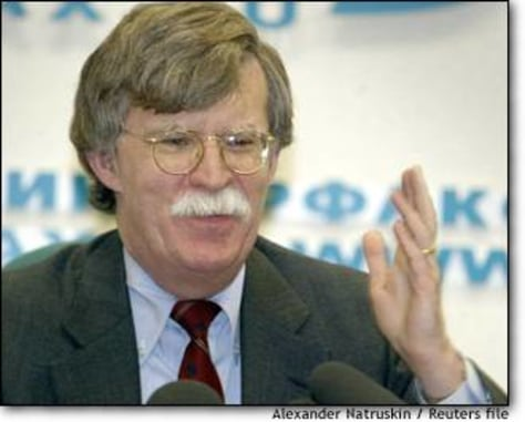 Image: Us Undersecretary Of State Bolton Speaks To Media In Moscow