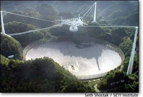 Image: Arecibo Radio Telescope