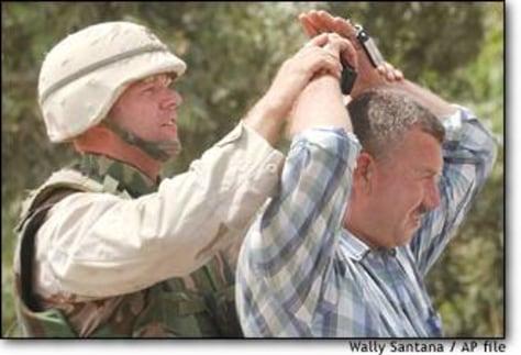 Image: Iraqi Arrested