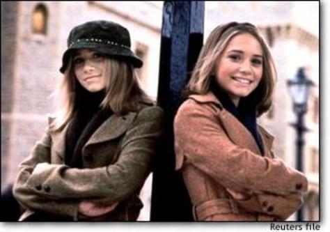 Image: Olsen Twins