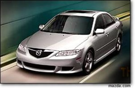 Image: 2003 Mazda6