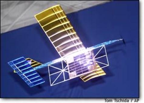 Image: Model Plane Laser
