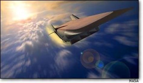 Image: X-43C