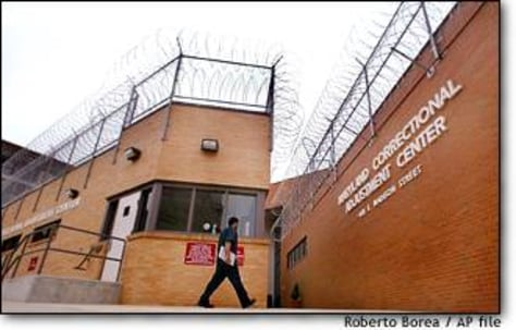 Image: Maryland Correctional Adjustment Center