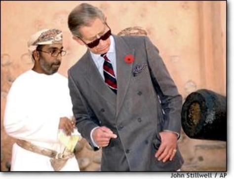 Image: Britain Prince Charles