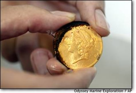 Civil War-era ship yields its treasure - Technology & science