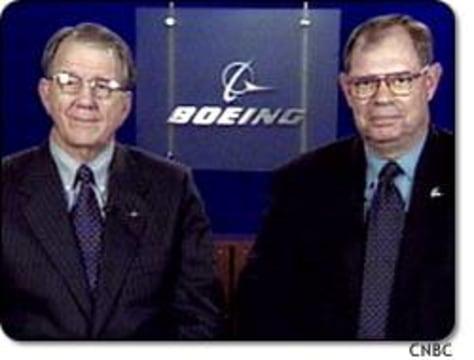 Boeing shakeup