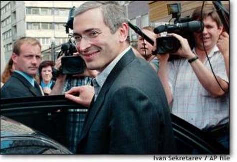 Image: Khodorkovsky