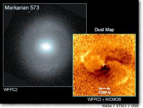 Image: Markarian 573