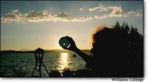 Image: Solar filter