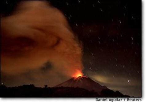 Image: Popocatepetl