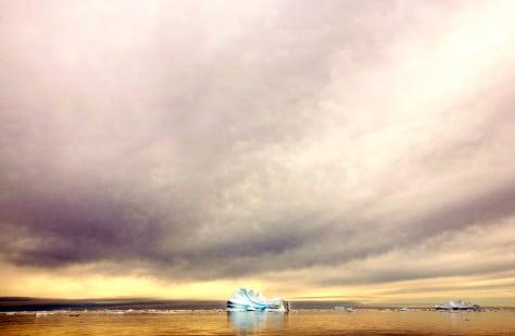 Image: Melting iceberg