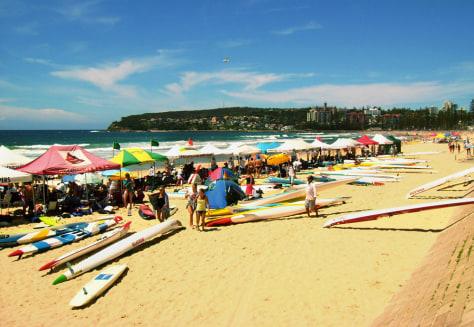 Image: Sydney's Bondi Beach